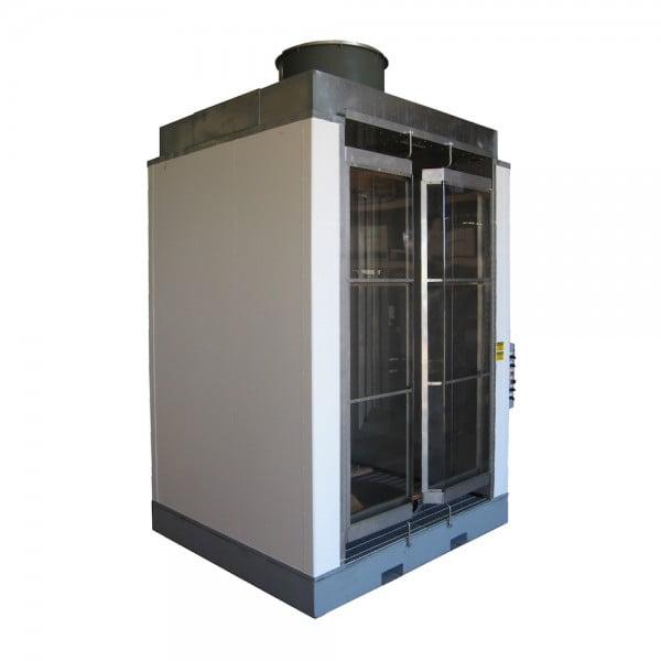 AquaMiser BBP-Portable Blast Cabinet -C