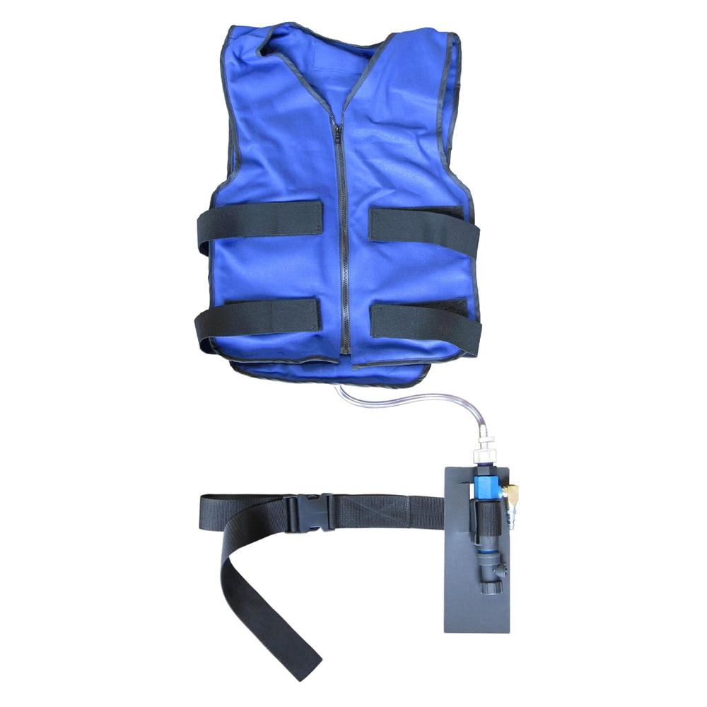 Cool Blast Portable Cooling Units : Cool vests aquamiser